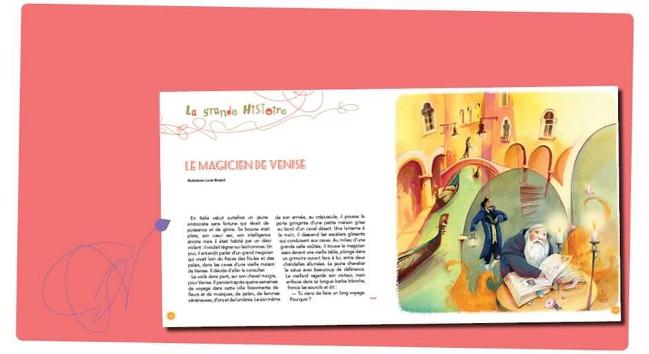 Cram Cram : la grande histoire illustrée du numéro à Florès